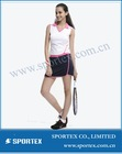 New Design and high performance Ladies tennis wear/sports wear