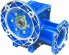 worm gear speed reducer with input flange and High output flange