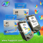 PG40 CL41 for compatible canon pixma ip1200 ink cartridge
