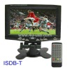 7 Inch Portable ISDB-T LCD Digital TV for Japan and South America
