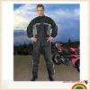 safety polyester motorcycle raincoat