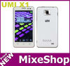 "UMI X1 MTK6577 Dual Core Android 4.0 3G 4.5"" 1280*720 IPS Capacitive Screen 8MP 1GB RAM WIFI GPS Smart Phone"