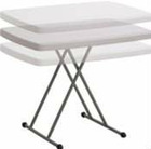 2.5FT Height Adjustable Folding Table (YFZ-76X-2)