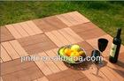 Quick install WPC Square deck 30*30cm