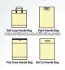 plastic handle bag making machine