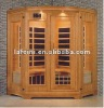 top popular far infrared carbon heater sauna 812