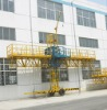 Movable mast climbing platform / suspended platform / Single Mast Clambing Working Platform
