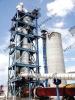 Side Silo inspection manhole of homogenization silo