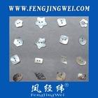 2-hole multiple shapes akoya shell button