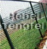 Chain Link Fence( Galvanized & Plastic Coated)