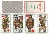 Paper Spanish game cards/promotional cards printing