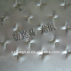 Double Surface Embossed Stainless Steel Plate