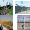 Durable Railway fence