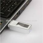 USB charged metal lighter for cigarette