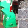 Electrical aluminum can crusher