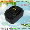 Hot!! 18V Cordless Drill Battery for MAKITA BL1830