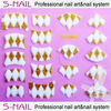 2013 velvet nail sticker nail decal nail new designs