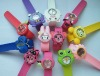 cheap silicone strap watch/newest kids watch