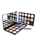 Hot sale 2012 fashional 30 colors shining eye shadow with mirror
