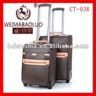 "2012 custom made luggage (20""24""28"")"