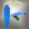 "27"" blue penny skateboard with CE"