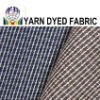 62%Cotton 35%Polyester with Elastic Yarn Dyed Stripe Shirt Fabric