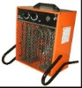 high output industrial electric fan heater