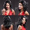 Long real 100% human hair front lace wigs