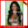 top quality italian yaki straight virgin Brazilian hair full lace wig