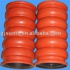 multi-hump silicone hose
