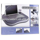 lap top tray with lamp Laptop Tray with Lamp and Cup Holder