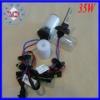 color match cnlight HID xenon bulb 9005 6000k