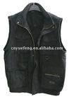 2012 fashion fitted vests for men professional manufacturer(v026)