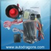 Full function one way car alarm systems two way