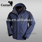new fashion men 3 in 1 outdoor snowmobile jacket