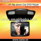 car dvd ,car video ,flipdown dvd
