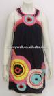 Women Fashion Healthy 55% Linen 45% Ramie halter beaded casual summer dress