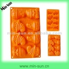 Eco-friendly cake decorating tools silicone cake mould made in China
