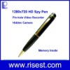 Full HD 720P Pen Hidden Camera