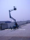 GTZ-12 self-propelled articulated work platform