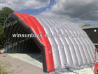 2013 great sales inflatable projection dome tent