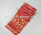 printed organza bags