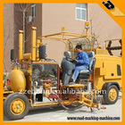 DY-BTS Big Driving Thermoplastic Spraying Road Marking equipment