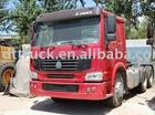 HOWO 6X4 375hp tractor truck