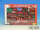 1:64 diecast fire trucks set