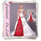 Graceful Spaghetti Strap Wedding A-line Dress YSW92001