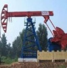 API pumping unit for oil extraction