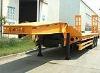 CIMC36 CBM side tipper semi-trailer