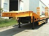 CIMC36 CBM side tipper semi-trailer