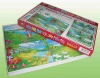 2012 New Design Paper Jigsaw Puzzle for Kids' Intellegence JP0013